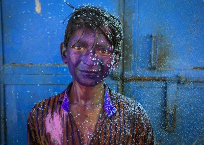 Holi Festival Mathura