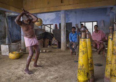 Kushti Wrestlers Varanasi