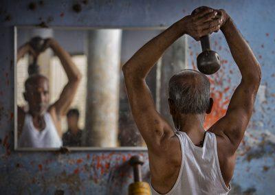 Kushti Wrestler Varanasi