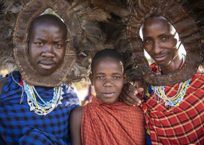 Masai Youth